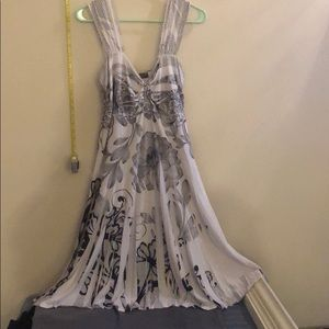 Dresses & Skirts - 3/$15 Springtime dress empire waist line